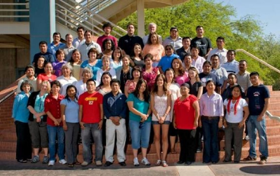 A photo of the University of Arizona's AILDI 2011